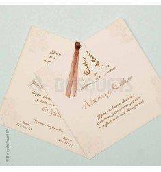 Invitación boda Antique Olive