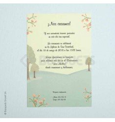 Country Wedding Invitation