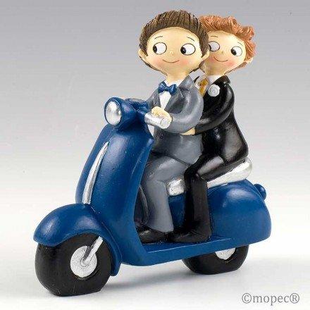 Boys Pop & Fun amb moto